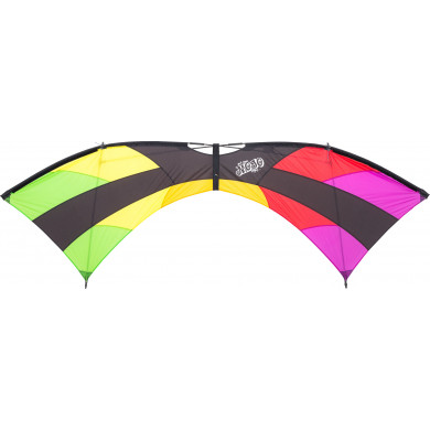 HQ Mojo Rainbow R2F Kite