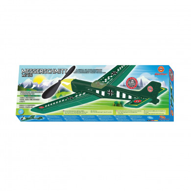 Messerschmitt ME109 Rubber Band Plane
