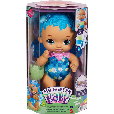 My Garden Baby Berry Hungry Baby Butterfly Doll