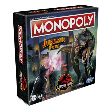 Monopoly Jurassic Park Edition Board Game