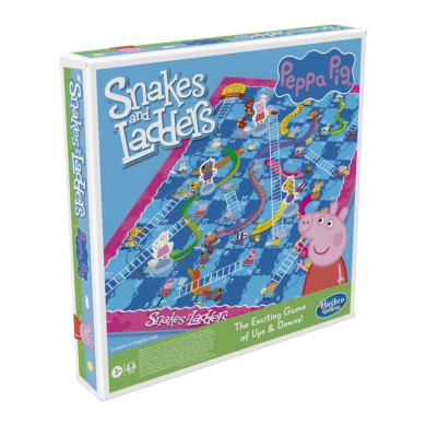 Snakes and Ladders: Peppa Pig Edition