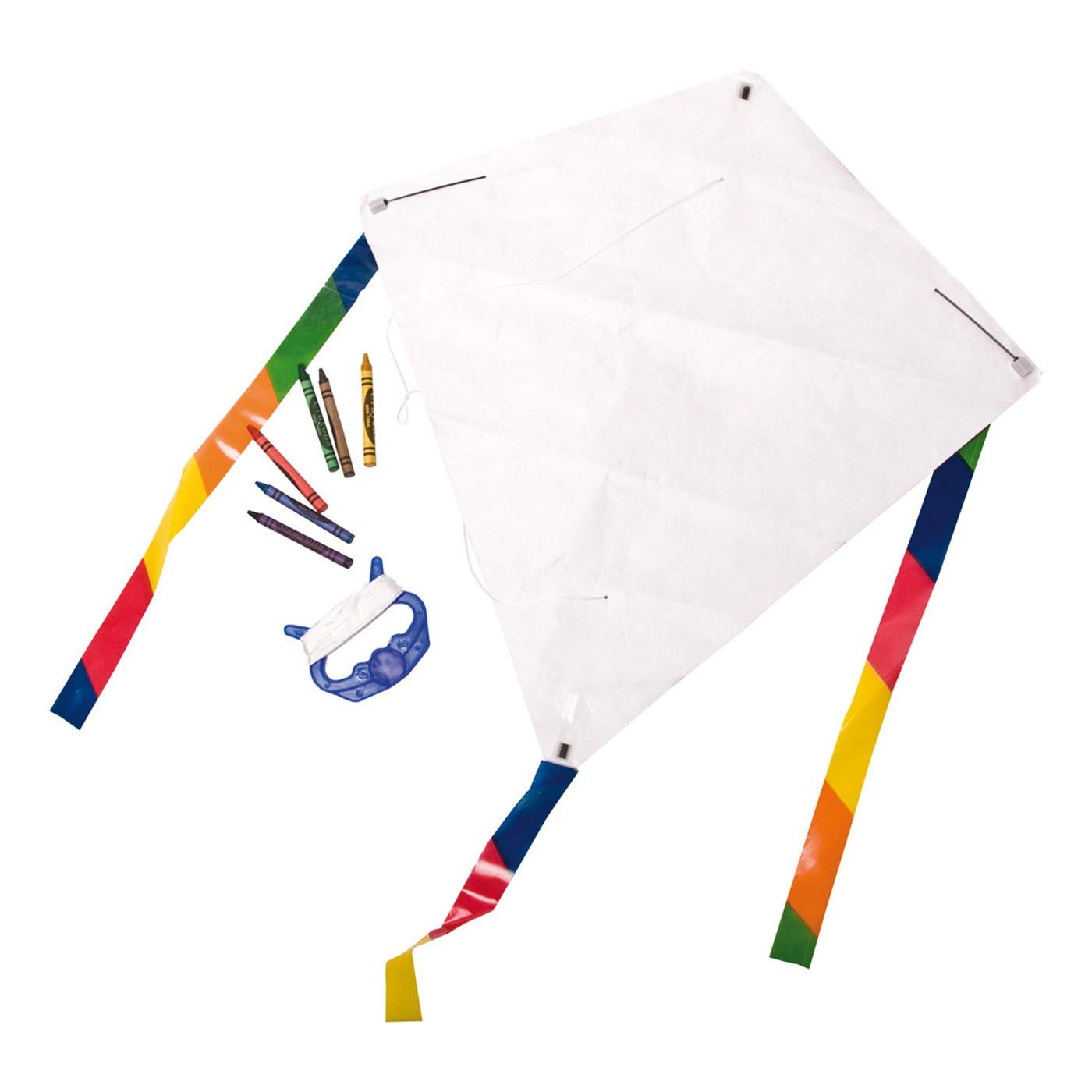Eddy kid s creation kite wind designs for Indoor kite design