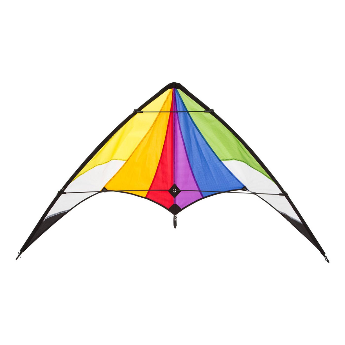 Stunt Kite Orion Rainbow Stunt Kites Wind Designs