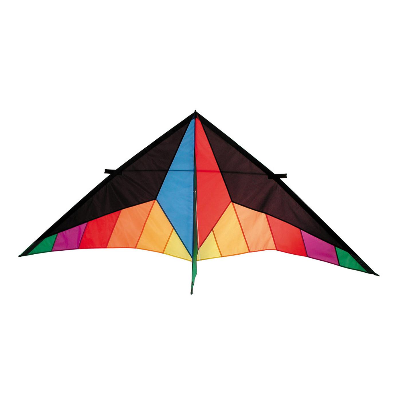Delta sport kite 2 m delta box kites wind designs for Indoor kite design