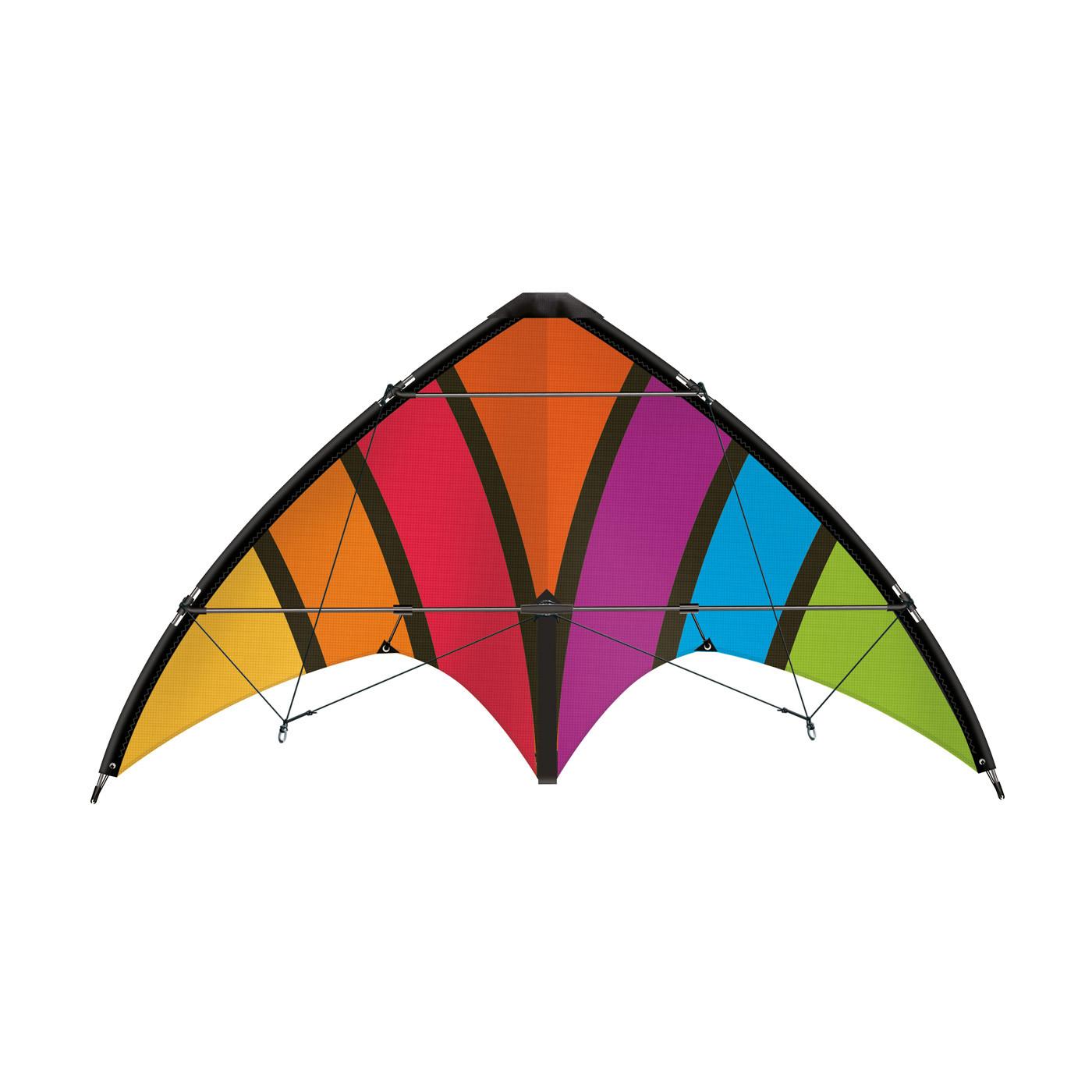 Top loop kites wind designs for Indoor kite design