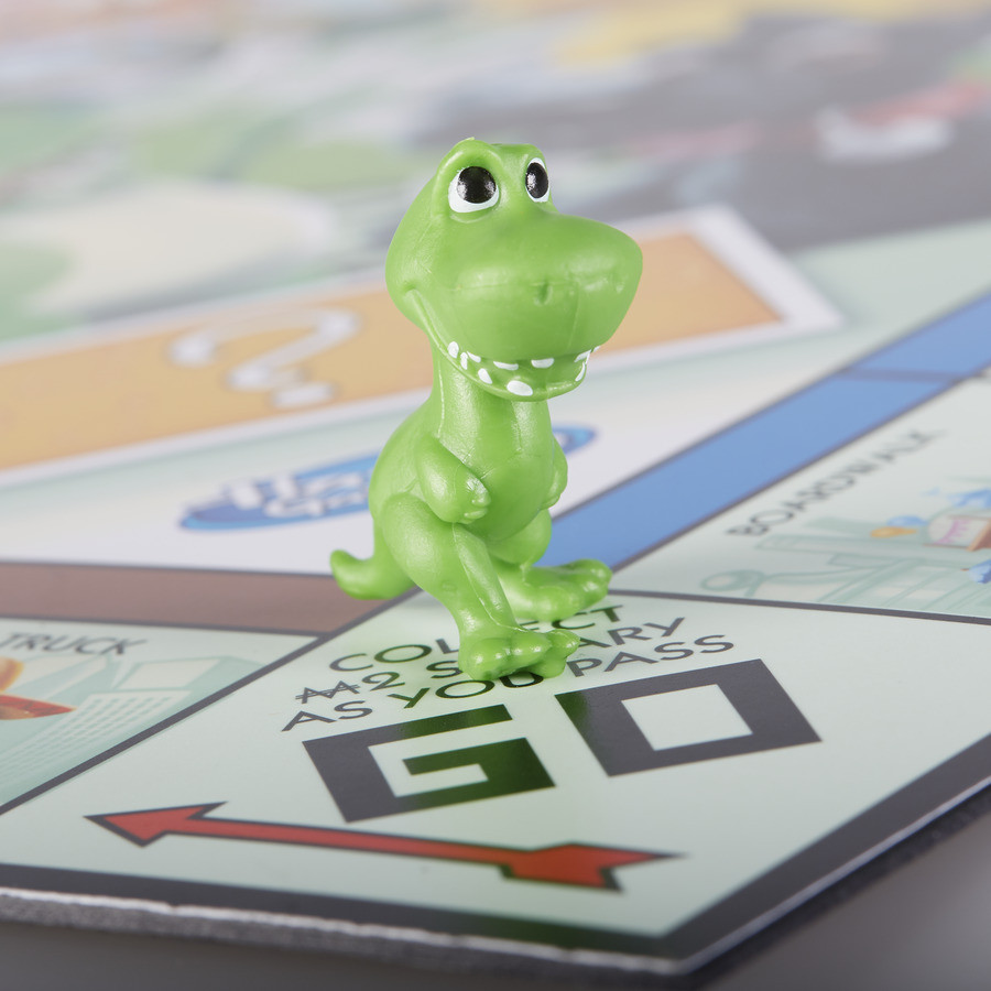 Monopoly Junior Dinosauri