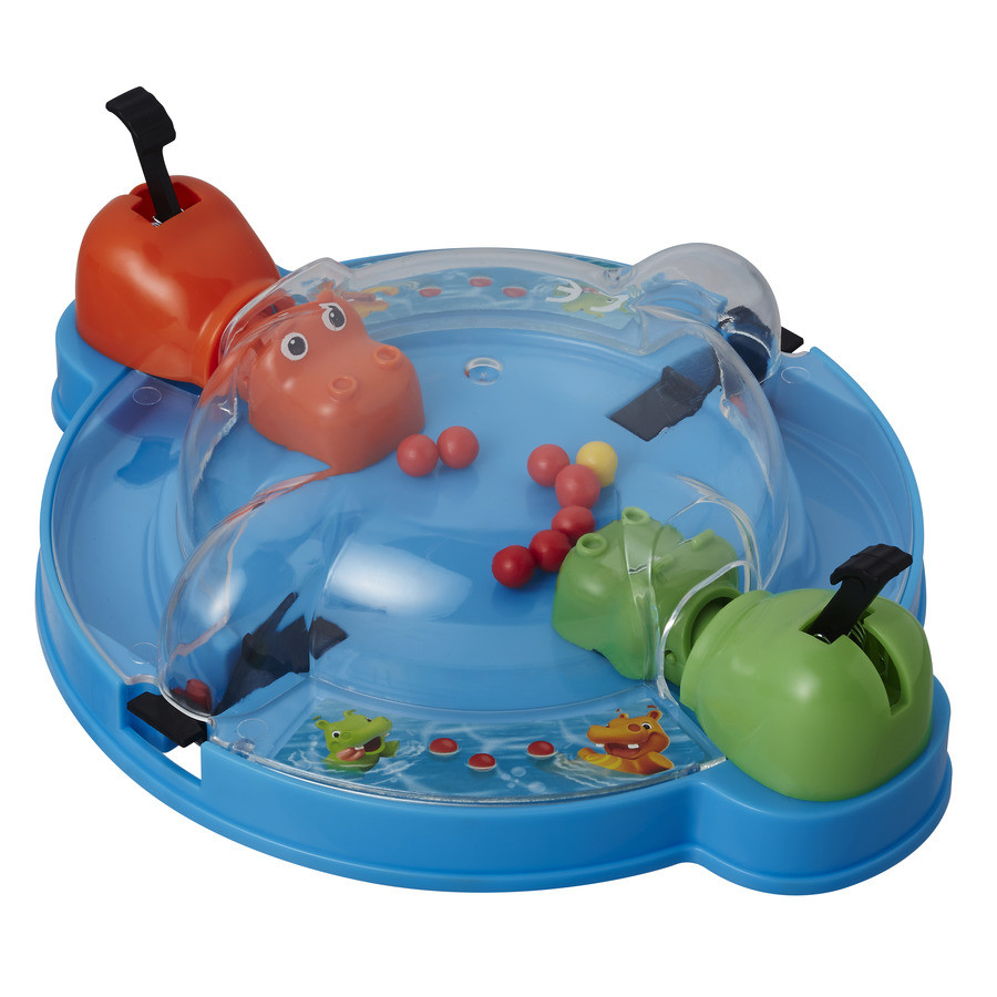 Hungry Hippos Grab and Go Game is JUNK! - YouTube
