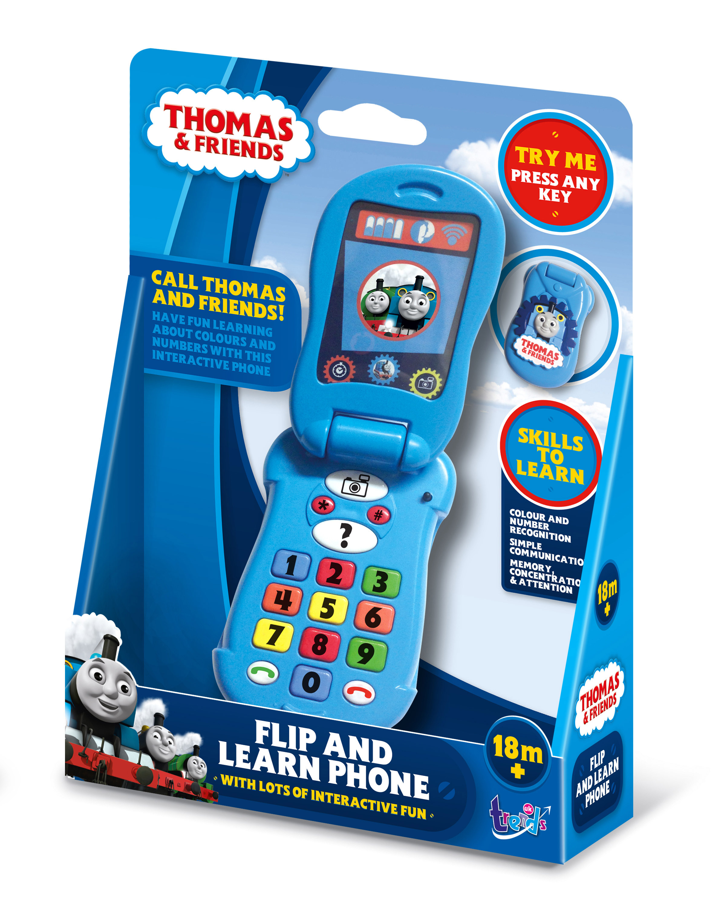 Thomas Amp Friends Flip Amp Learn Phone Wind Designs