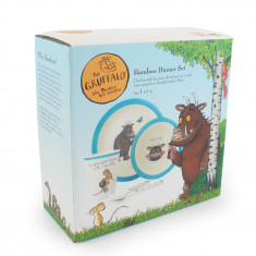 The Gruffalo Bamboo Dinner Set