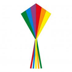 Eddy Rainbow Kite 70 cm