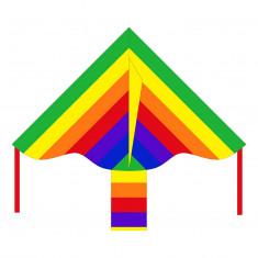Simple Flyer Rainbow Kite 85 cm