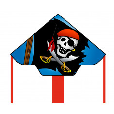 Simple Flyer Jolly Roger Kite 120 cm
