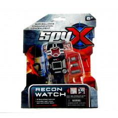 SpyX Recon Spy Watch