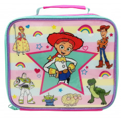 Toy Story 4 Girls Rectangular Lunch Bag