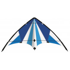 Blue Loop Stunt Kite