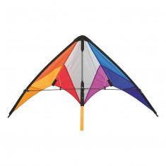 HQ Calypso II Rainbow R2F Kite