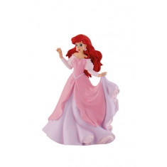 Bullyland Ariel in Pink Dress Figure
