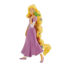 Bullyland Rapunzel with Flowers Figure