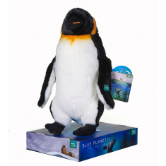 BBC Blue Planet Penguin with Display Plinth - 25cm