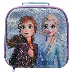 Frozen II Sequin Lunch Bag