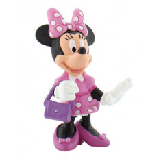 Bullyland Minnie with Bag Figure