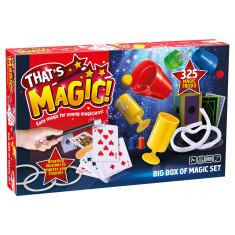 Big Box of Magic Set 325 Tricks