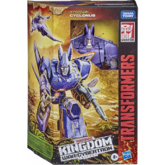 Transformers Generations War for Cybertron: Kingdom Voyager WFC-K9 Cyclonus