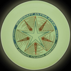 Discraft Ultra-Star Night Glow 175g