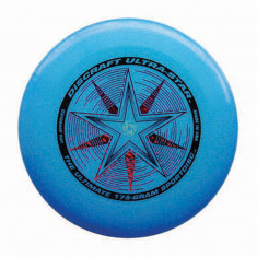 Discraft Ultra-Star Blue Sparkle 175g