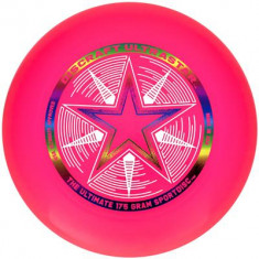 Discraft 175g Ultra Star Sports Disc Pink