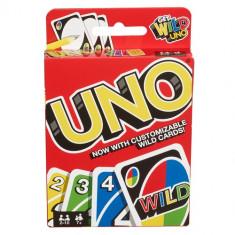 Uno Cards Get WIld