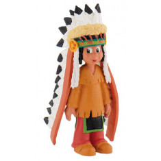 Bullyland Yakari with Feather Headdress