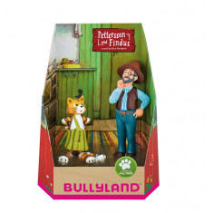 Bullyland Pettersson & Findus Gift Set