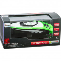 "RC Mini Speed Boat ""Green"" - 27 Mhz"