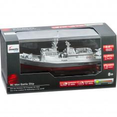 RC Mini Battleship - 2.4 Ghz