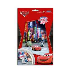 Disney's Cars Scratch Art
