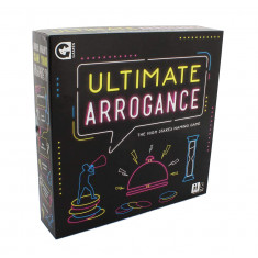 Ultimate Arrogance High Stakes Party Card Game
