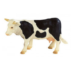 Bullyland Cow Fanny Black/White