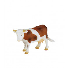 Bullyland Cow Fanny Brown/White