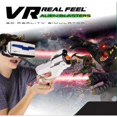 VR Real Feel - Alien Blaster