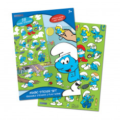 The Smurfs Magic Sticker Set