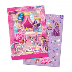 Barbie & The Pop Star Magic Sticker Set