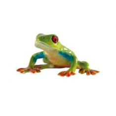 Bullyland Red-Eyed Tree Frog