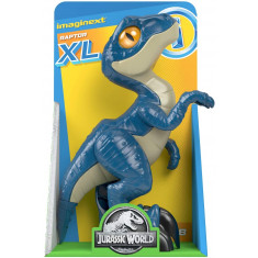 Fisher Price Imaginext Jurassic World Raptor XL