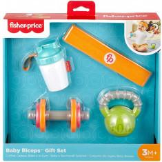 Fisher Price Baby Biceps Gift Set