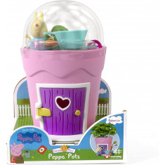 Peppa Pig Growing Pots Rebecca Rabbit