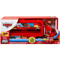 Disney Pixar Cars Mack Mini Racers Hauler