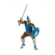 Bullyland Knight with Sword Blue