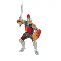 Bullyland Knight with Sword Red
