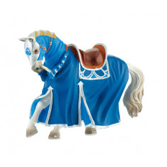 Bullyland Tournament Horse Blue
